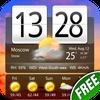 Free Live Weather Clock Pro