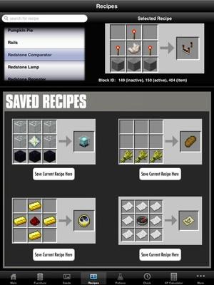 Screenshot Guidecraft on iPad