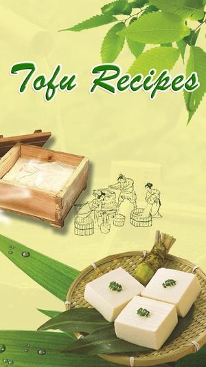Screenshot 1500+ Tofu Recipes on iPhone