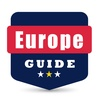 Europe travel guide and offline map London subway Paris metro maps Rome airport transport, Barcelona city guide, Amsterdam traf