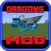 DRAGONS MODS for Minecraft