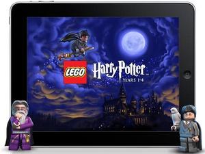 Screenshot LEGO Harry Potter: Years 1 on iPad