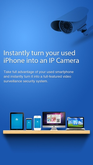 Screenshot AtHome Video Streamer on iPhone