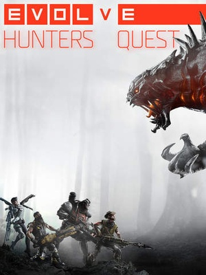 Screenshot Evolve: Hunters Quest on iPad