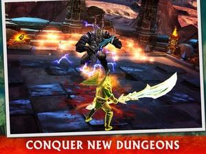 Screenshot Eternity Warriors 3 on iPad