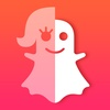 Ghost Lens+ Clone Photo Video Editor Edits with Awesome Filters & FX and Pic Collage Blender