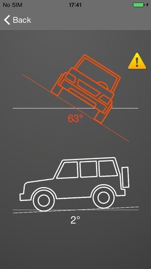 Screenshot Your Car Angle on iPhone