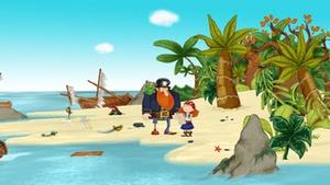 Screenshot Alizay, pirate girl on iPhone