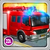 Kids Vehicles 1: Interactive Fire Truck