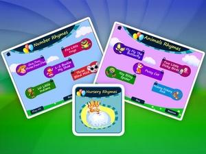 Screenshot Nursery Rhymes By Tinytapps on iPad