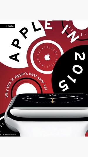 Screenshot Mac Life: the ultimate Apple magazine on iPhone