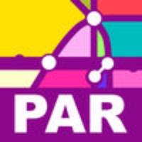 Paris Transport Map