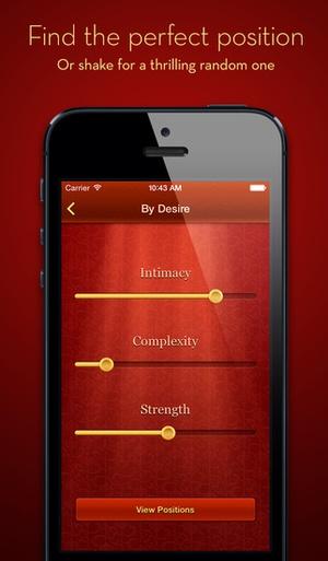Screenshot iKamasutra® on iPhone