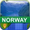 Offline Norway Map