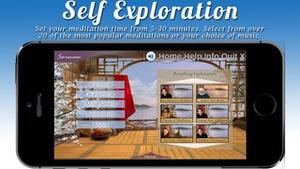 Screenshot Relaxing Rhythms on iPhone