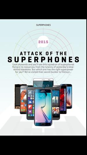 Screenshot Stuff Magazine on iPhone
