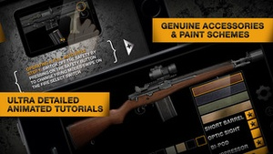 Screenshot Weaphones: Firearms Simulator Volume 2 on iPhone