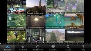 Screenshot iSpy Cameras on iPhone