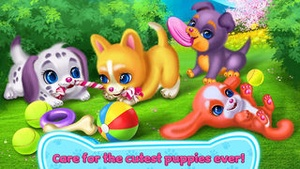 Screenshot Puppy Love on iPhone