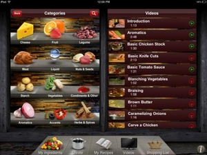 Screenshot Olson Recipe Maker on iPad