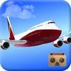 VR Airplane Flying Simulator