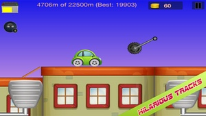 Screenshot Car Race Freestyle on iPhone