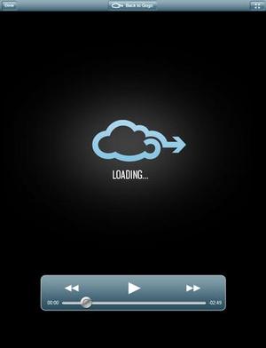 Screenshot Gogo Video Player on iPad