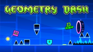 Screenshot Geometry Dash on iPhone