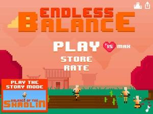 Screenshot Endless Balance on iPad