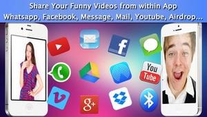 Screenshot Helium Video Booth Lite on iPhone