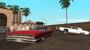Screenshot Grand Theft Auto: San Andreas on iPhone