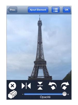 Screenshot Fantastic Elements on iPad