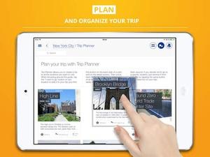 Screenshot tripwolf on iPad