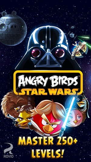 Screenshot Angry Birds Star Wars on iPhone