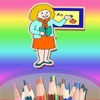Coloring Books For Kids And Children