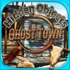 Haunted Ghost Town Hidden Objects