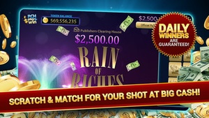 Screenshot PCH Play & Win on iPhone