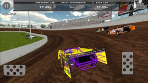 Screenshot Dirt Trackin on iPhone