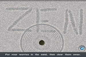 Screenshot Zen Garden Sands on iPhone