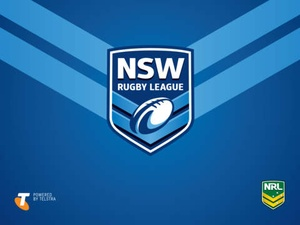 Screenshot Official 2015 NSW Rugby League on iPad