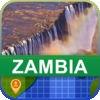 Offline Zambia Map