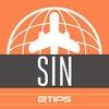 Singapore Travel Guide with Offline City Street Maps