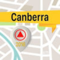 Canberra Offline Map Navigator and Guide
