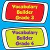 Vocabulary Builder Grades 3