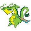 Dragons Down Under