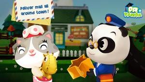 Screenshot Dr. Panda's Mailman on iPhone