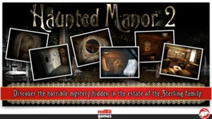 Screenshot Haunted Manor 2 on iPhone