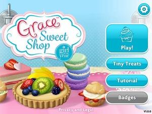 Screenshot Sweet Shop on iPad