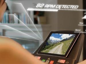 Screenshot BitGym on iPad