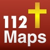 112 Bible Maps with 65 Bibles and Commentaries